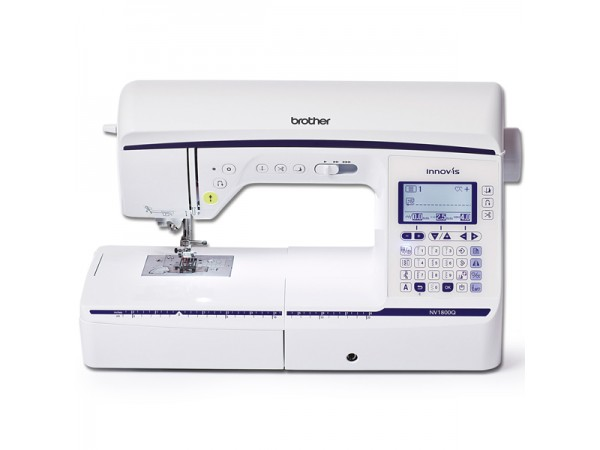 Masina de cusut si quilting Brother NV1800Q