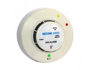 Detector de gaz metan si monoxid Secor 1000, detector dual, transport gratuit