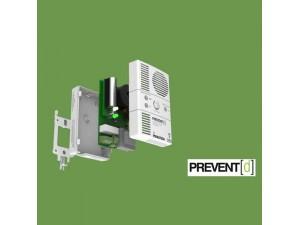 Detector de gaz metan si monoxid Prevent D, 10 ani durata de viata, detector dual