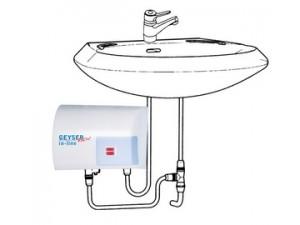 Boiler instant de apa Geyser Varianta In Line