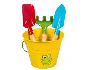 Set unelte de gradina pentru copii KIDS GARDEN