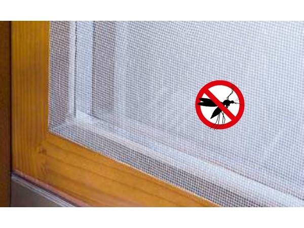 Plasa de protectie Stocker contra tantarilor si insectelor 1,5 x 15 m