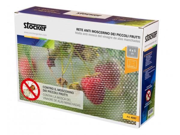 Plasa protectie insecte pentru fructe mici, 4 m x 5 m
