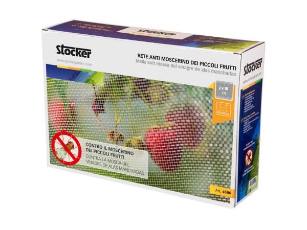 Plasa protectie insecte pentru fructe mici, 2 m x 10 m