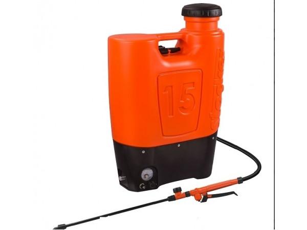 Pompa tip rucsac ELECTRO 15 litri cu baterie Li-Ion
