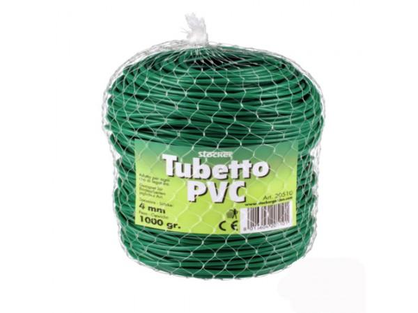 Fir din plastic (PVC) moale pentru legat (Ø 4 mm)