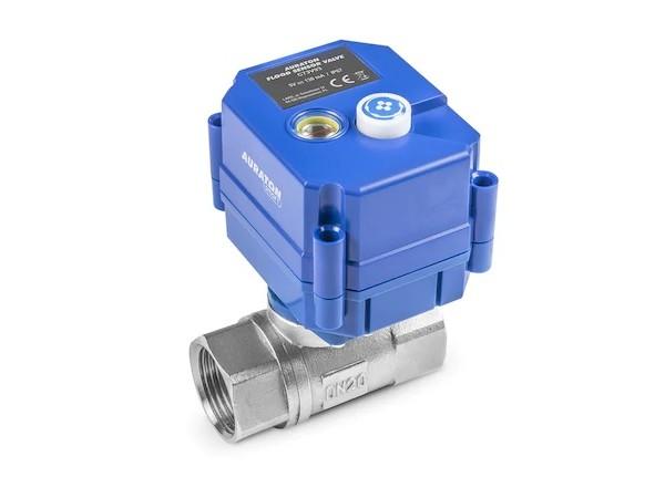 Valva Auraton Smart pentru controlul senzorilor de inundatii 3/4 inch