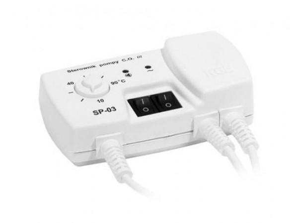 Termostat control pompa recirculare KG SP03