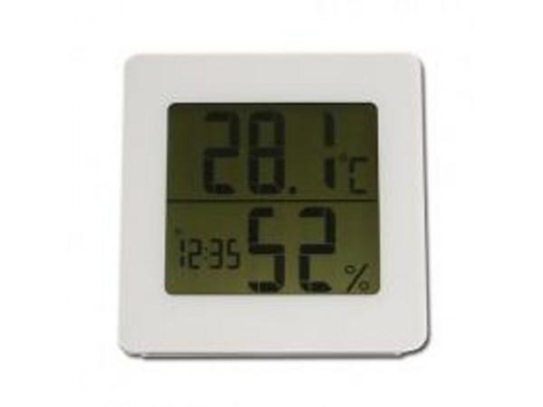 Termohigrometru digital cu ceas si alarma Koch