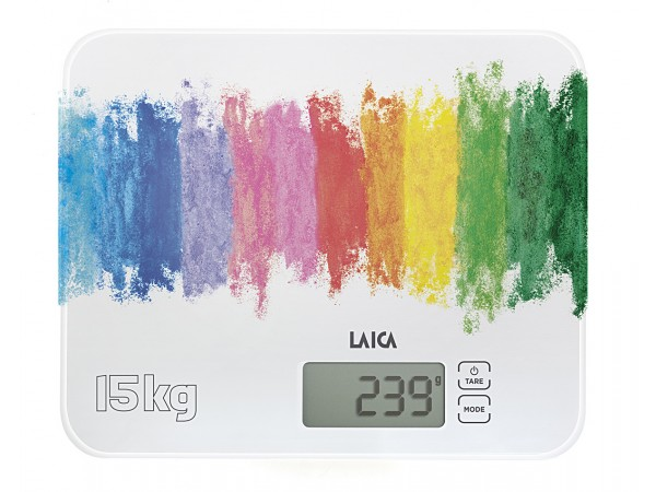 Cantar electronic de bucatarie Laica KS4015