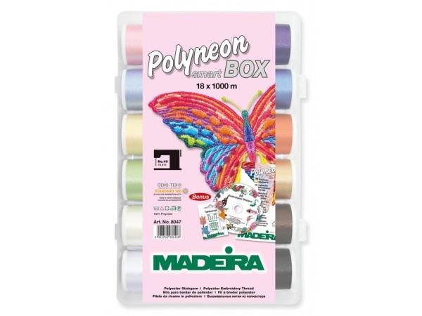 Smartbox ata de brodat Polyneon Madeira 8047