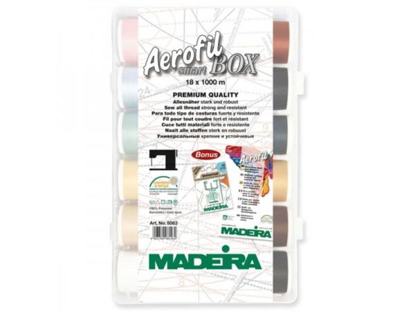 Smartbox ata de cusut Aerofil Madeira 8063