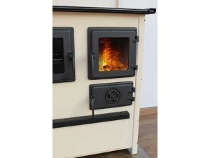 Soba de gatit si incalzit MBS Trend, putere 7.5 kW, evacuare laterala