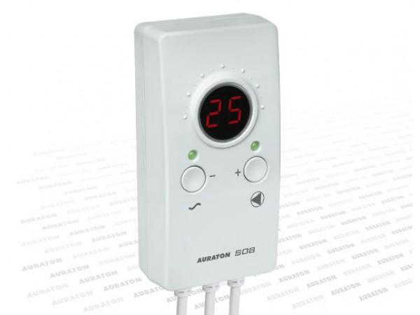 Termostat comanda pompa Auraton S08, 5 ani Garantie, functie Guard