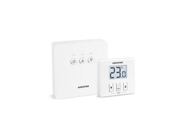 Termostat fara fir Auraton 200 RT, 5 ani Garantie, histereza 0.2 gr