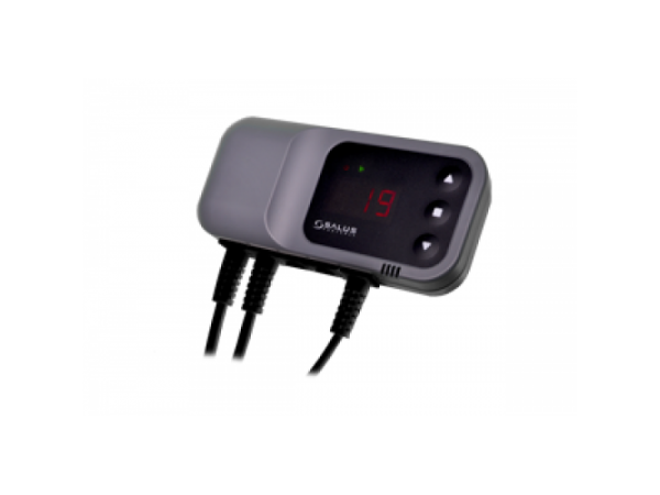 Termostat comanda pompa de recirculare sau ACM Salus PC11W, 5 ani Garantie, protectie anti-inghet