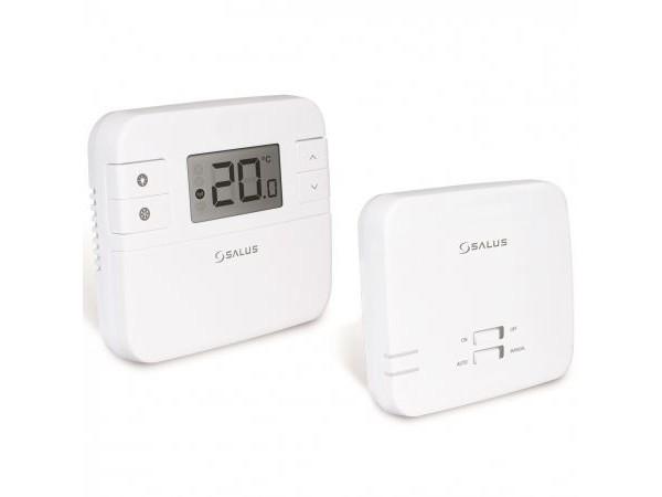 Termostat fara fir Salus RT310RF, mod SLEEP, 5 ani garantie