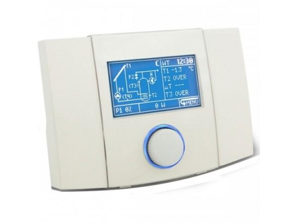 Termostat pentru panou solar Salus PCSol 200 Basic, 5 ani Garantie, alarma inteligenta