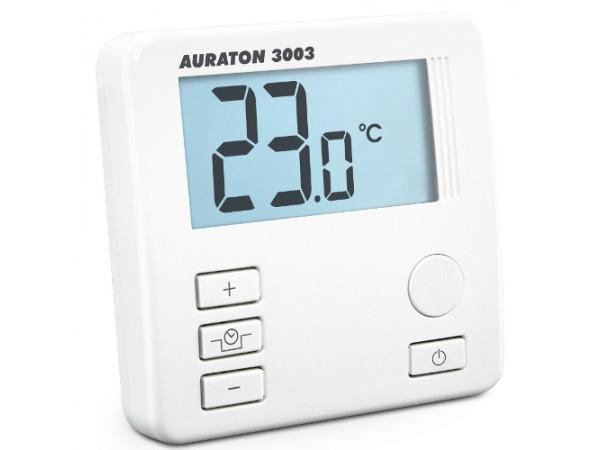 Termostat cu fir Auraton 3003, 5 ani Garantie, temperatura anti inghet