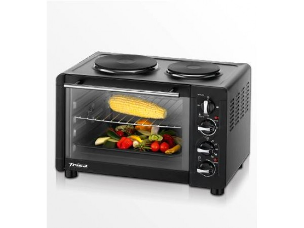 Cuptor electric cu plita Trisa Multi Bake & Cook