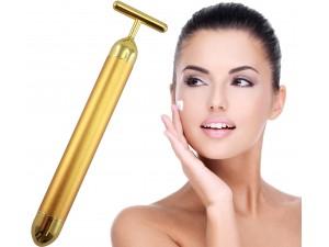 Aparat lifting facial Trisa Beauty Bar impotriva ridurilor prin vibromasaj