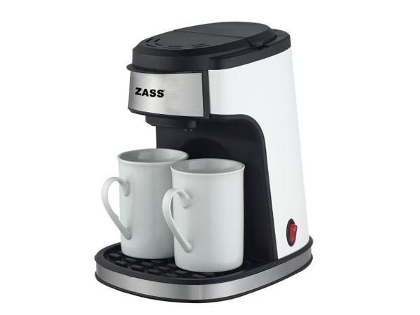 Cafetiera cu filtru Zass ZCM 01